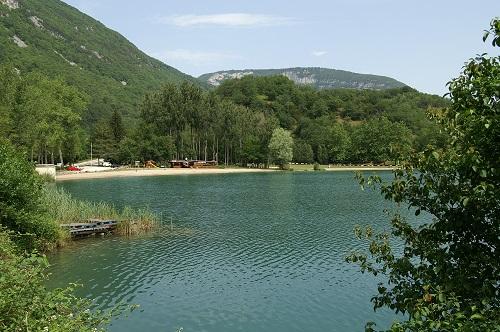 Lac de Virieu-le-Grand